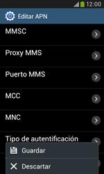 Configura el Internet - Samsung Galaxy Trend Plus S7580 - Passo 16