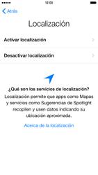 Activa el equipo - Apple iPhone 6 - Passo 11