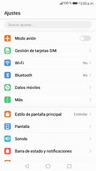 Desactivación límite de datos móviles - Huawei P9 Lite 2017 - Passo 3