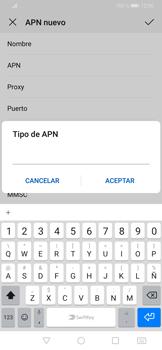 Configura el Internet - Huawei P30 - Passo 13