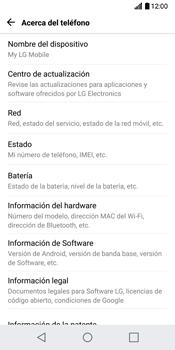 Actualiza el software del equipo - LG G6 - Passo 7