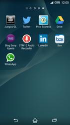 Configuración de Whatsapp - Sony Xperia Z2 D6503 - Passo 3