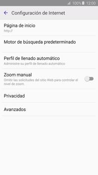 Configura el Internet - Samsung Galaxy Note 5 - N920 - Passo 26