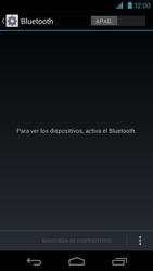 Conecta con otro dispositivo Bluetooth - Motorola RAZR HD  XT925 - Passo 5