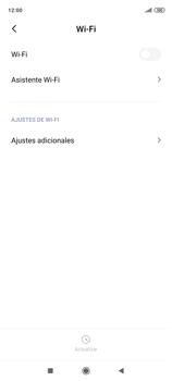 Configura el WiFi - Xiaomi Redmi Note 9 Pro - Passo 5