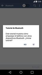 Conecta con otro dispositivo Bluetooth - LG K10 - Passo 5