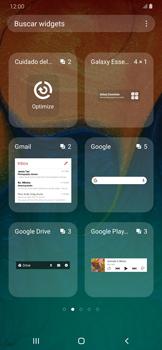 Personalizar la pantalla - Samsung Galaxy A30 - Passo 3