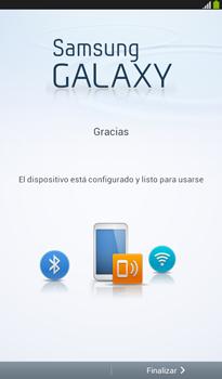 Activa el equipo - Samsung Galaxy Tab 3 7.0 - Passo 14