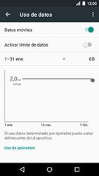 Desactiva tu conexión de datos - LG K8 (2017) - Passo 4
