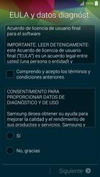 Activa el equipo - Samsung Galaxy Alpha - G850 - Passo 6