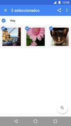 Transferir fotos vía Bluetooth - Motorola Moto G5 - Passo 6