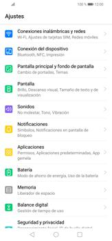 Desactiva tu conexión de datos - Huawei P30 Lite - Passo 2