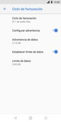 Desactivación límite de datos móviles - Nokia 3.1 - Passo 7
