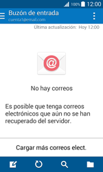 Configura tu correo electrónico - Samsung Galaxy J1 - J100 - Passo 5