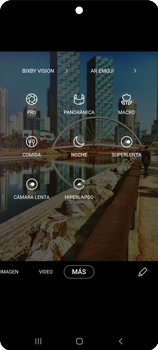 Modo profesional - Samsung Galaxy A51 - Passo 6