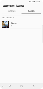 Envía fotos, videos y audio por mensaje de texto - Samsung Galaxy S9 - Passo 12
