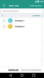 ¿Tu equipo puede copiar contactos a la SIM card? - LG X Power - Passo 10