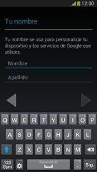 Crea una cuenta - Samsung Galaxy Zoom S4 - C105 - Passo 4