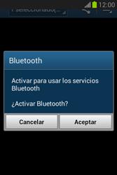 Transferir fotos vía Bluetooth - Samsung Galaxy Fame Lite - S6790 - Passo 11