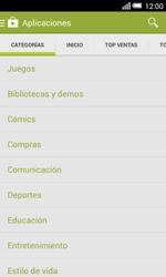 Instala las aplicaciones - Alcatel Pop S3 - OT 5050 - Passo 6