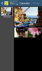 Envía fotos, videos y audio por mensaje de texto - Samsung Galaxy Trend Plus S7580 - Passo 17