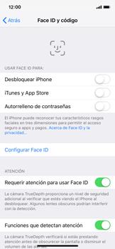 Cómo configurar el Face ID - Apple iPhone XS - Passo 4