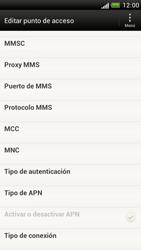 Configura el Internet - HTC One S - Passo 11