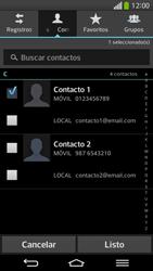 Envía fotos, videos y audio por mensaje de texto - LG G Flex - Passo 6