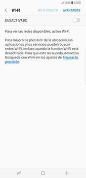 Configura el WiFi - Samsung Galaxy S8+ - Passo 6