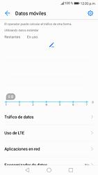 Desactivación límite de datos móviles - Huawei P9 Lite 2017 - Passo 4