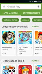 Instala las aplicaciones - Huawei G Play Mini - Passo 2