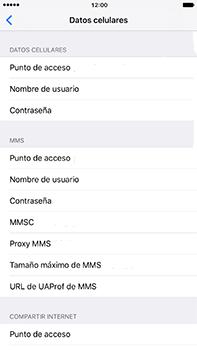 Configura el Internet - Apple iPhone 7 Plus - Passo 7