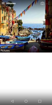 Transferir fotos vía Bluetooth - LG G6 - Passo 4