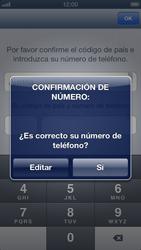 Configuración de Whatsapp - Apple iPhone 5 - Passo 6