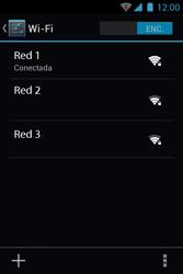 Configura el WiFi - Motorola RAZR D1 XT914 - Passo 8