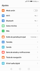 Desactiva tu conexión de datos - Huawei P10 - Passo 2