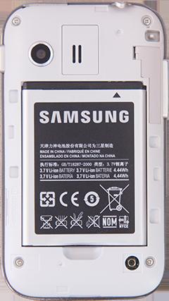 Samsung Galaxy Y  GT - S5360