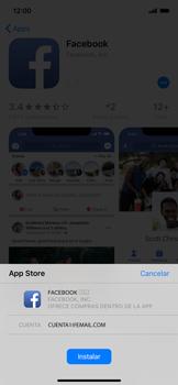 Crea una cuenta - Apple iPhone XS Max - Passo 22