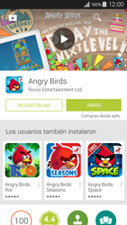 Instala las aplicaciones - Samsung Galaxy A3 - A300M - Passo 19
