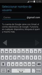 Crea una cuenta - Samsung Galaxy Alpha - G850 - Passo 6
