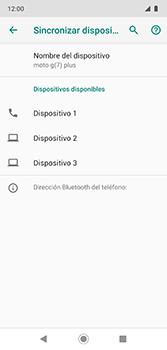 Conecta con otro dispositivo Bluetooth - Motorola Moto G7 Plus - Passo 6