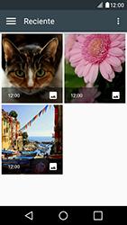 Envía fotos, videos y audio por mensaje de texto - LG K4 - Passo 15