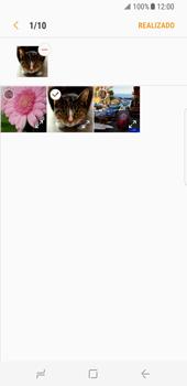 Envía fotos, videos y audio por mensaje de texto - Samsung Galaxy S8 - Passo 16