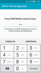 Desbloqueo del equipo por medio del patrón - Samsung Galaxy J3 - J320 - Passo 12