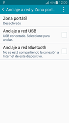 Comparte la conexión de datos con una PC - Samsung Galaxy A5 - A500M - Passo 6