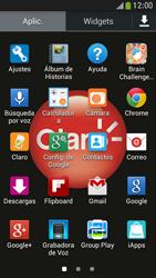 Configura el hotspot móvil - Samsung Galaxy S4 Mini - Passo 3