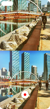 Cómo grabar video con dos vistas - Huawei P40 - Passo 12