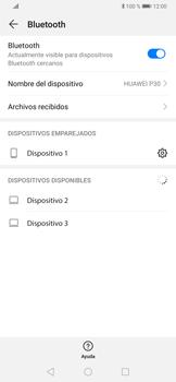 Conecta con otro dispositivo Bluetooth - Huawei P30 - Passo 8