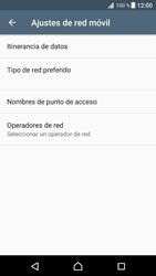 Configura el Internet - Sony Xperia XZ Premium - Passo 8