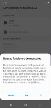 Activa el equipo - Samsung Galaxy Note 10 - Passo 21